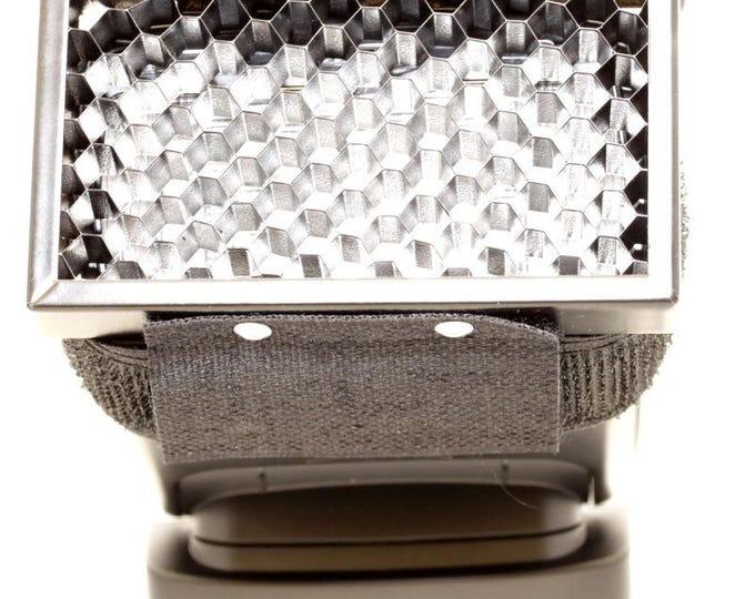 Photography, Honeycomb Flash Hood, Photography Accessories, Portrait Photography, Modifies light making light spot narrow