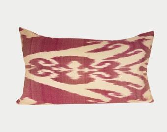 Ikat Pillow, Ikat Pillow Cover IP112 (a432с), Ikat throw pillows, Designer pillows, Decorative pillows, Accent pillows