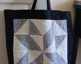 Bombay Sapphire Star Tote Bag