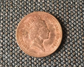 1988 Great Britain 1 Penny