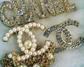 CC pins 3 piece Set