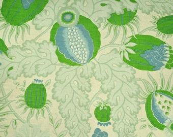 "UK Christopher Farr Cloth ""Carnival"" Drapery Panels"