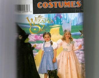 Simplicity Child Costumes Pattern 0631