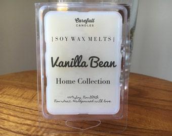 Vanilla Bean // Wax Melts // • 100% Soy | Non-GMO | Non-Toxic
