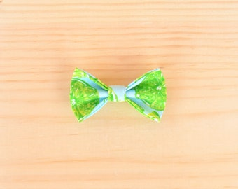 Lime Baby Bow, Summer Bow, Lime Bow, Green Bow, Citrus Bow