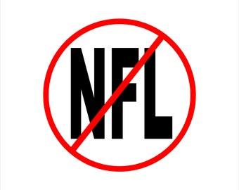 Svg I Dont Kneel Boycott Nfl National Anthem American