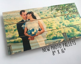 Picture Frame, Personalized Picture Frame, Rustic Picture Frame, Wood Picture Frame, Custom Picture Frame, Pictures, Pallet Sign, Frames