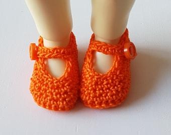 Sprocket Shoes Orange