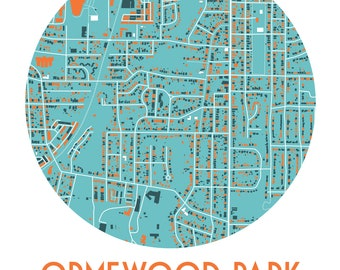 Atlanta Neighborhoods Map, Any Atlanta Neighborhood! Ormewood