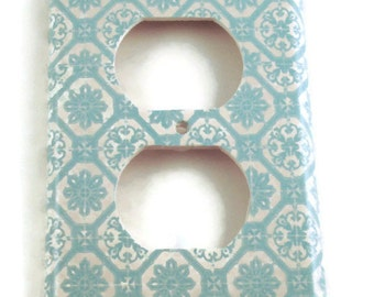 Switchplate Light Switch Cover Outlet in  Royal Family (256O)