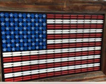 Ammo American Flag