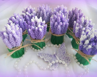 Soap Lavender – the symbol and calling card of Provence