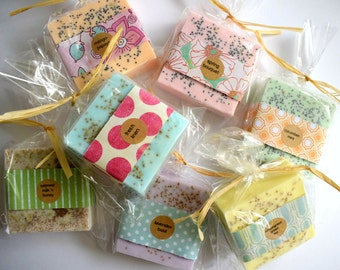 Soap Sampler Pack 6 pack SOAP Gift Set