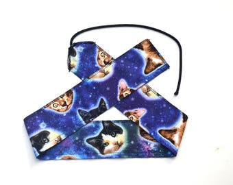 Space Cats - Weight Lifting Wrist Wraps