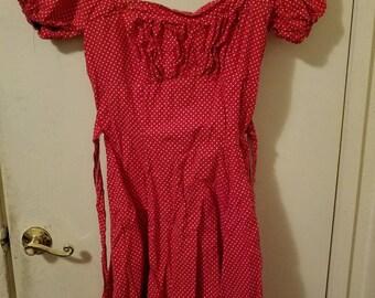 50s Lolita dress