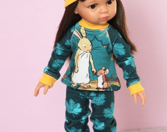 Paola Reina doll clothes. Corolle les cheries doll clothes