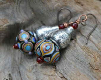 Genie in a Bottle Earrings