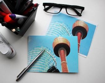 Sydney Tower Australia Greeting Card