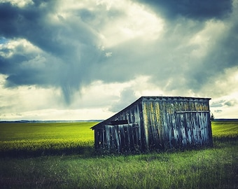 Rural Photography, Idaho Landscape, Old Shed, Farmland, Agriculture, Storm photos, Weather, Nature, Canola Field, Rustic