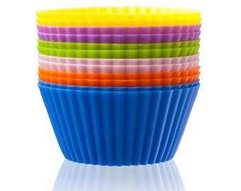 Silicone Cupcake Liner - 24 pack