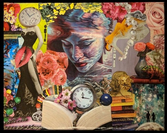 Print 8x10 collage limited edition
