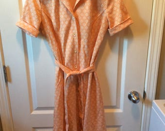 Vintage Country Miss Women's Dress