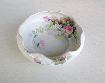 Nippon Rose, Hand Painted Nippon, Nippon Bowl, Nippon,  Nippon Hand Painted Bowl, Noritake Nippon, Nippon Porcelain, Rising Sun