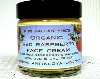 Red Raspberry Cream