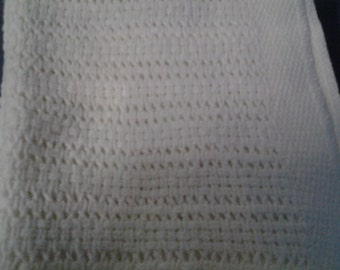 Hand Knitted 100% Cotton Wash Cloth- Set of 5