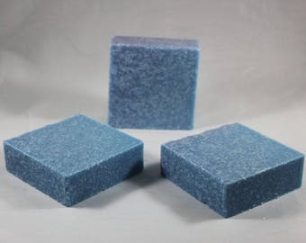 Cool Spring Scrub - Handmade Soap