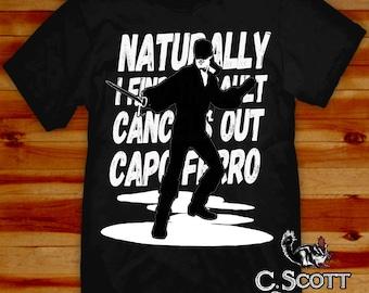 """Dread Pirate Roberts """"Cappo Ferro"""" T-Shirt"""