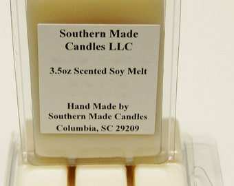 3 Pack of 3.5 oz Pure Soy Wax Melts
