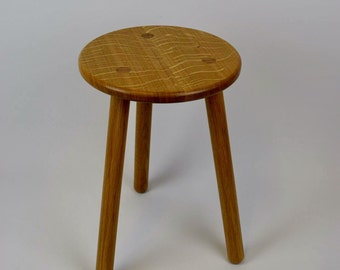 Stable Oak Stool / Table
