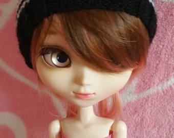 Black tassel hat for Pullip