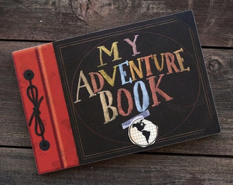 Ellie Badge with My Adventure Book
