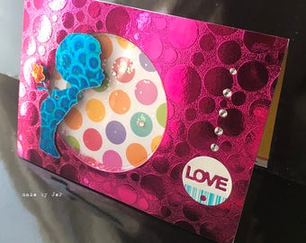 "card to simple ""love..."
