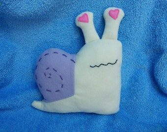 Godot love snail toy