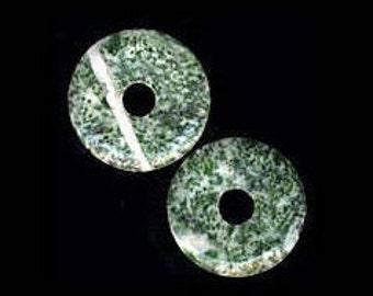 Baum-Achat-Donuts. 35 mm. Pkg 1. B4-aga188(e)