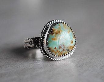 SIZE 9, Sterling Silver 7 Dwarfs Ring, 7 Dwarfs Jewelry