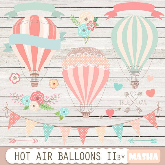 Hot air balloons clip art hot air balloon clipart ii for wedding hot air balloons clip art hot air balloon clipart ii for wedding invitations save the date cards baby showers birthday parties from mashastudio on filmwisefo Choice Image