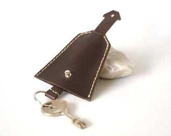 Keychain. Baggy. Personalized  Keychain. Leather  Keyring. Woman's & Man's Keychain. Custom Leather Keychain.