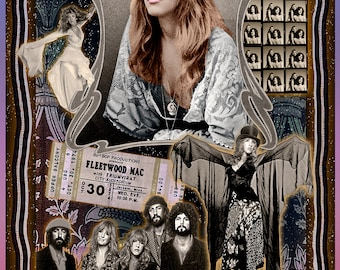 Stevie Nicks w/ Fleetwood Mac