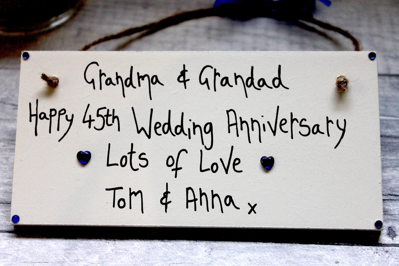 Sapphire Wedding Anniversary Gifts: Sapphire Wedding-Sapphire Wedding Anniversary-45th Anniversary