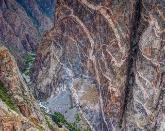 Painted Wall - Black Canyon of the Gunnison National Park