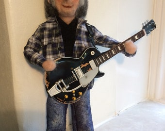 Neil Young figure