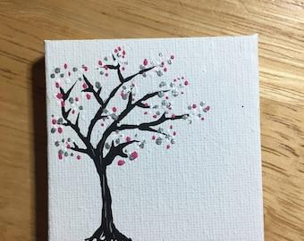 Cherry Blossom Tree magnet