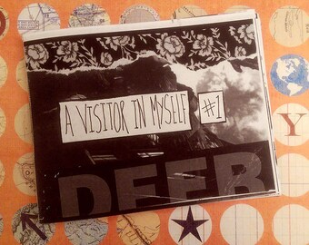 A Visitor in Myself #1 (Perzine)