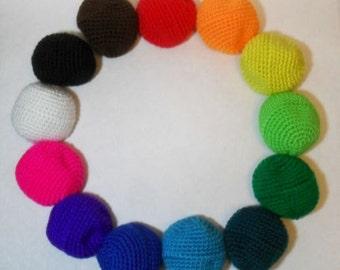 Crochet Hacky Sack