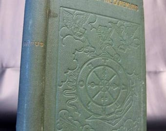 Rare Book -Tarot of the Bohemians key Occult Science. 1919