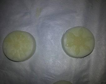 Snowflake Guest Soap/ Shea Butter/SLS Free